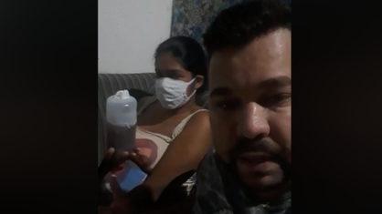 Indígena com covid-19 sofre aborto e hospital entrega feto numa garrafa