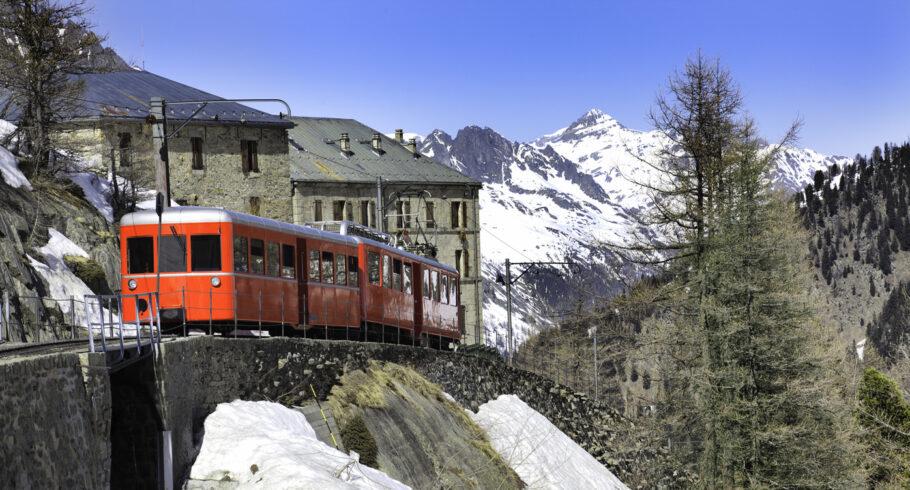 A bucólica Chamonix, nos Alpes franceses