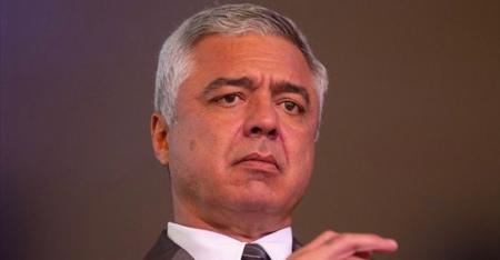 Major Olimpio ameaça bater em amigo de Carlos Bolsonaro