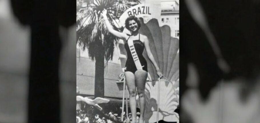 Martha Rocha foi eleita a primeira Miss Brasil em junho de 1954