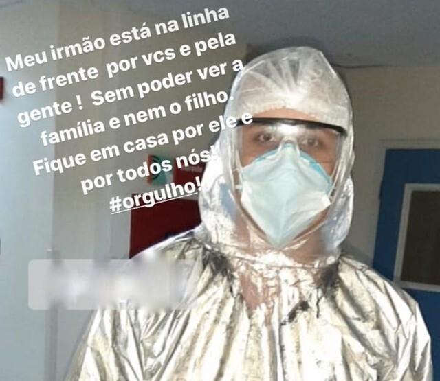 Investigações apontam que Davi Paula Torres de Souza, de 28 anos, atuaria como médico responsável pelos pacientes em serviço de ambulância.