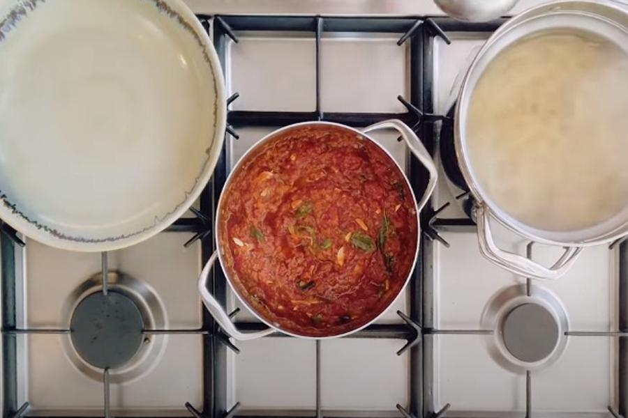 Molho de tomate da Paola Carosella