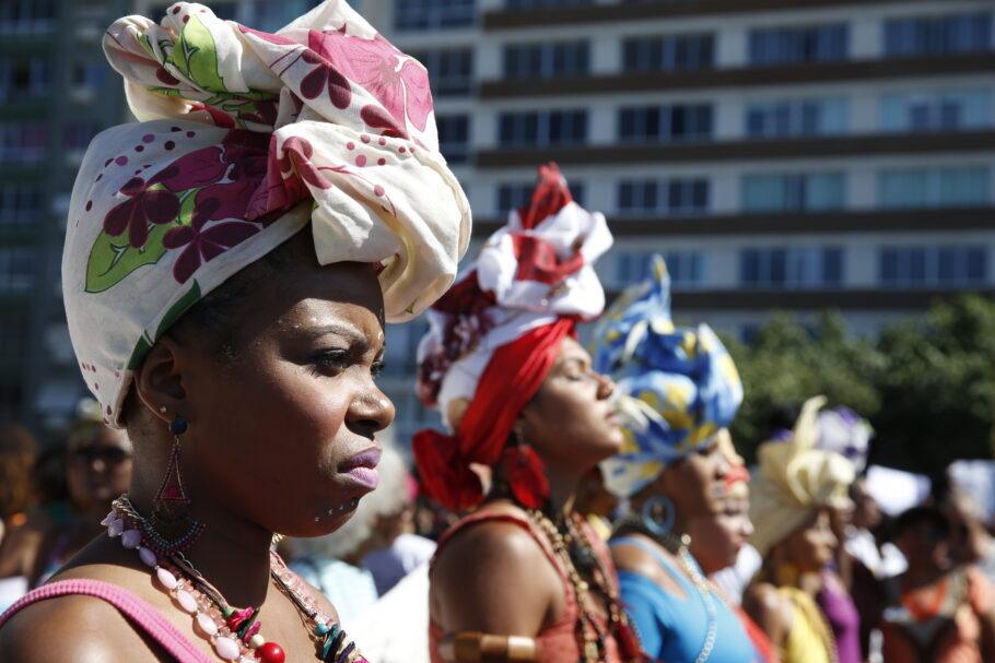 Mês da Mulher Negra Latino-Americana e Caribenha online