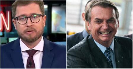 Leandro Narloch agradece elogio de Bolsonaro após demissão da CNN