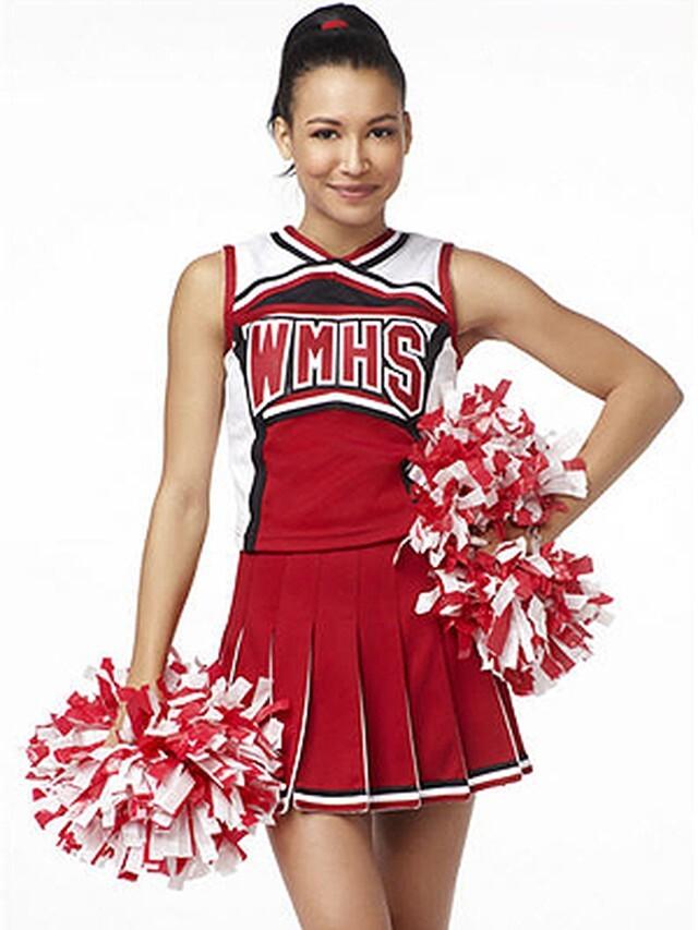 """Ela interpretou uma líder de torcida no seriado """"Glee"""""""