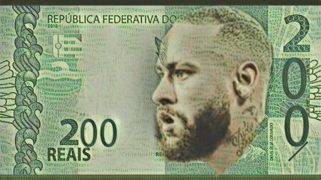 Memes da nota de R$ 200 'expulsam' lobo-guará da cédula