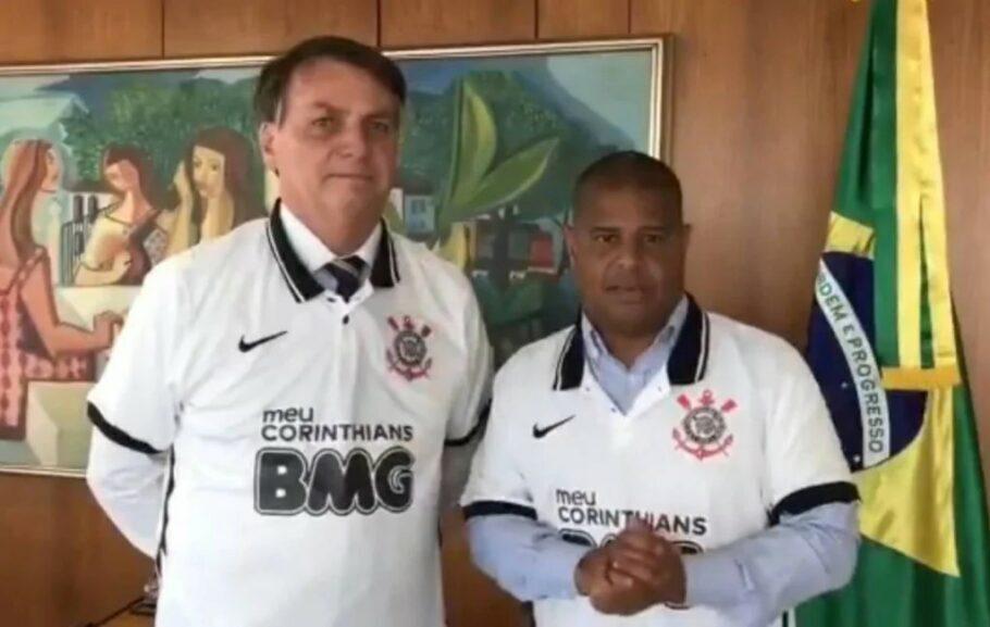 Bolsonaro Corinthians