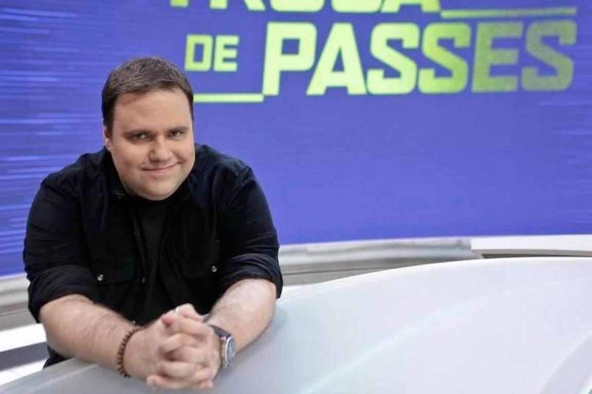 Com covid-19, Rodrigo Rodrigues, do SporTV, tem trombose venosa cerebral – Catraca Livre – Notícias
