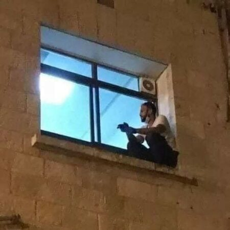 Homem escalou parede de hospital para ver a mãe internada