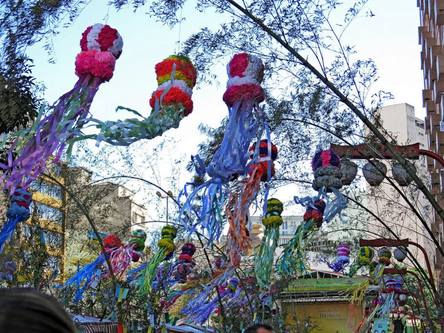 Tanabata Matsuri online - festival das estrelas online