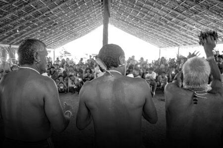 Segundo a APIB, 35 indígenas já morreram de Covid-19 no Mato Grosso (Foto: Cristian Wariu)