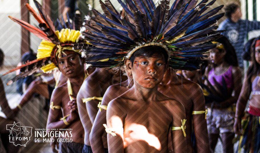 Mato Grosso tem distribuídos em seu território 43 povos indígenas