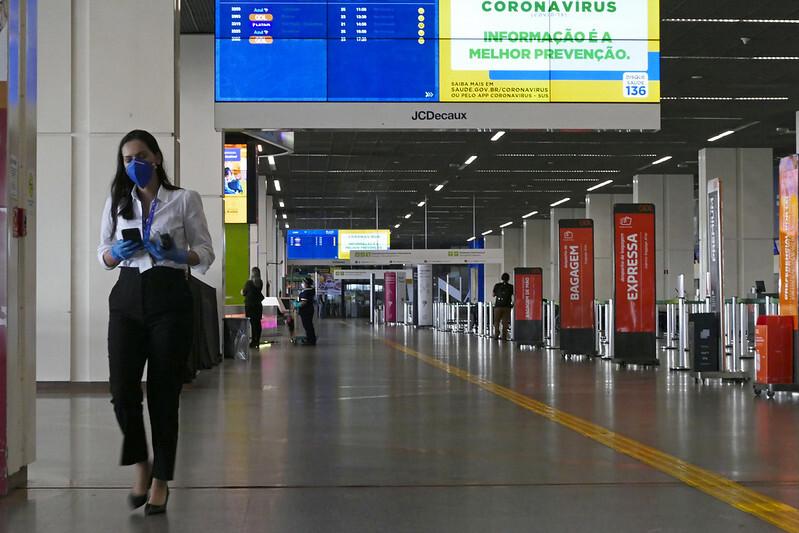 Viagens Internacionais - Para onde os brasileiros podem viajar na pandemia
