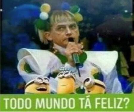 Bolsonaro Xuxa