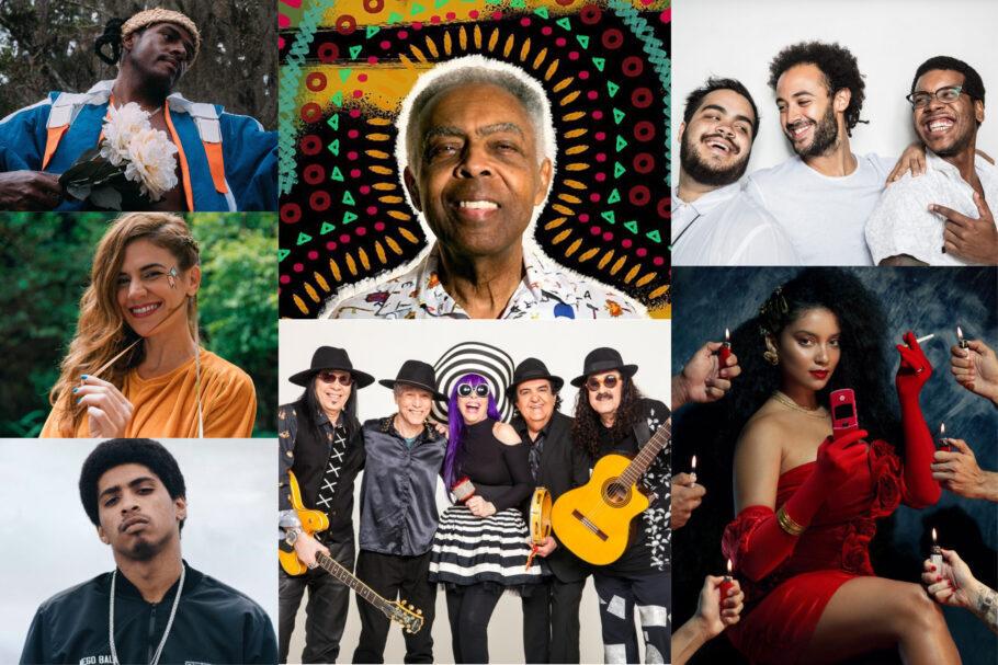 Coala Festival 2020 - Gilberto Gil, Novos Baianos, Gilsons, MC Tha, Rico Dalasam, Mariana Aydar e Nego Bala