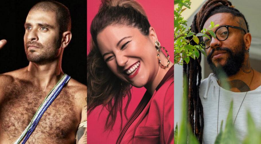 Live Diogo Nogueira, Maria Rita e Rael - live ford brasil ao vivo