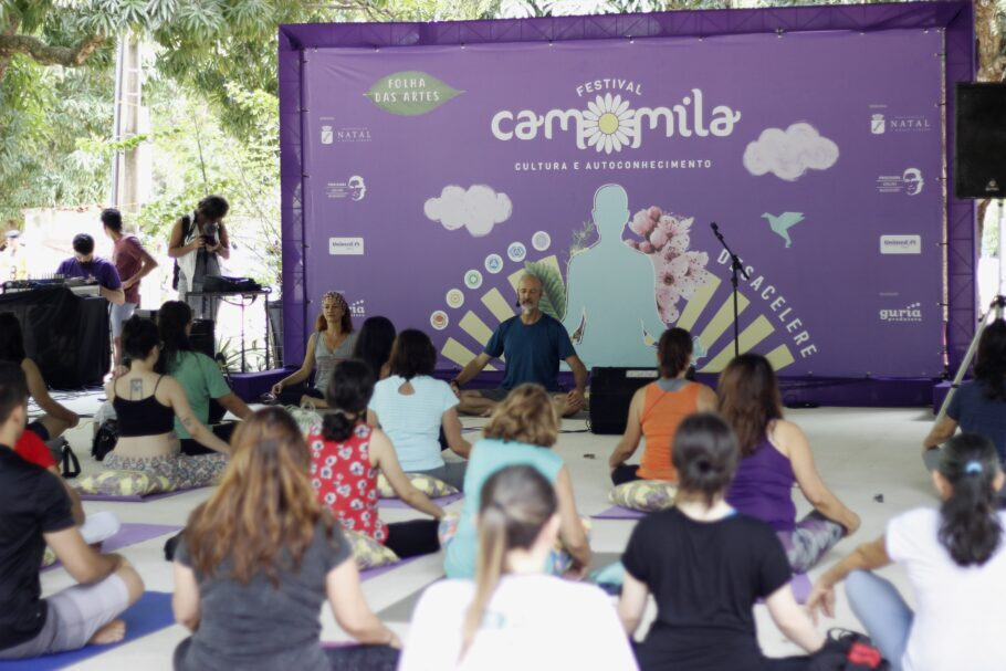 Festival Camomila online