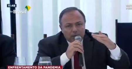 pazuello nomeou veterinário  para tratar de vacina contra covid-19