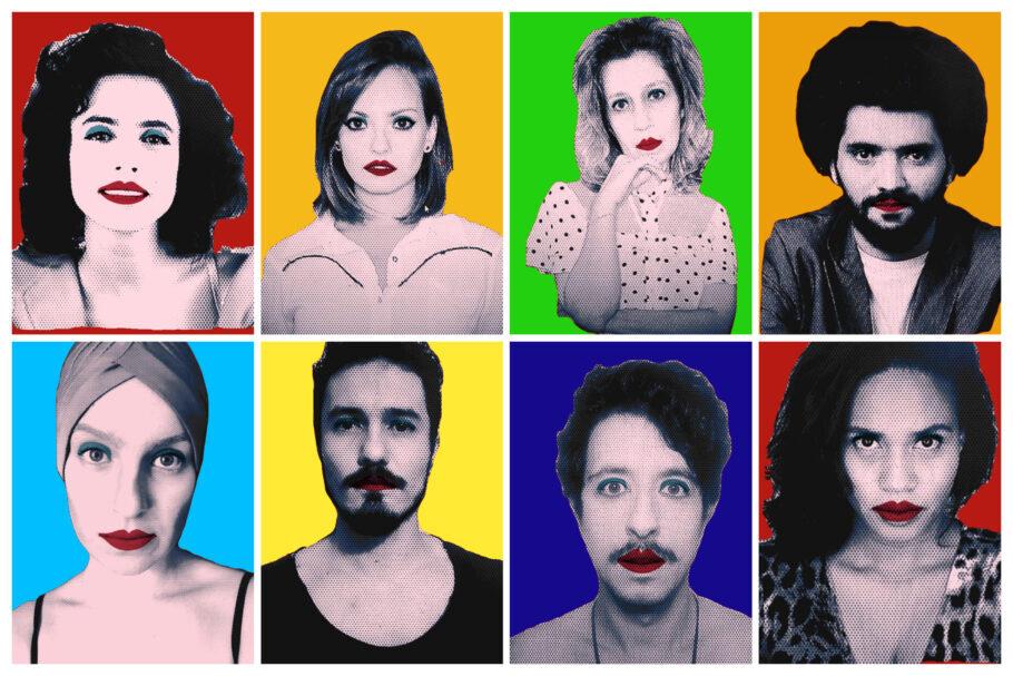 Polaroides Secretas - Andy Warhol - peça online