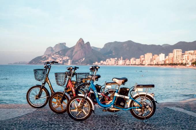 e-bike carro