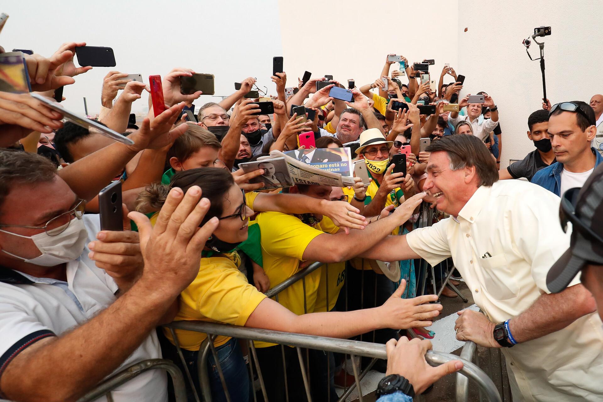 Bolsonaro Pantanal