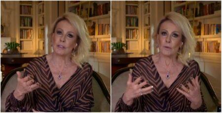 Ana Maria Braga revela que sofreu assédio sexual de diretor de TV