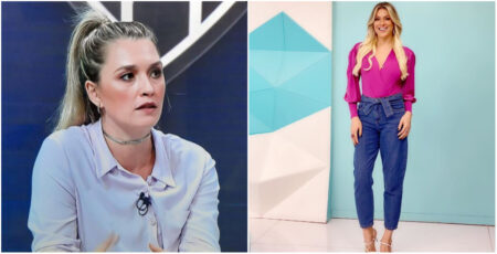 Ana Thais Matos está sendo rivalizada com Renata Fan por internautas do Twitter