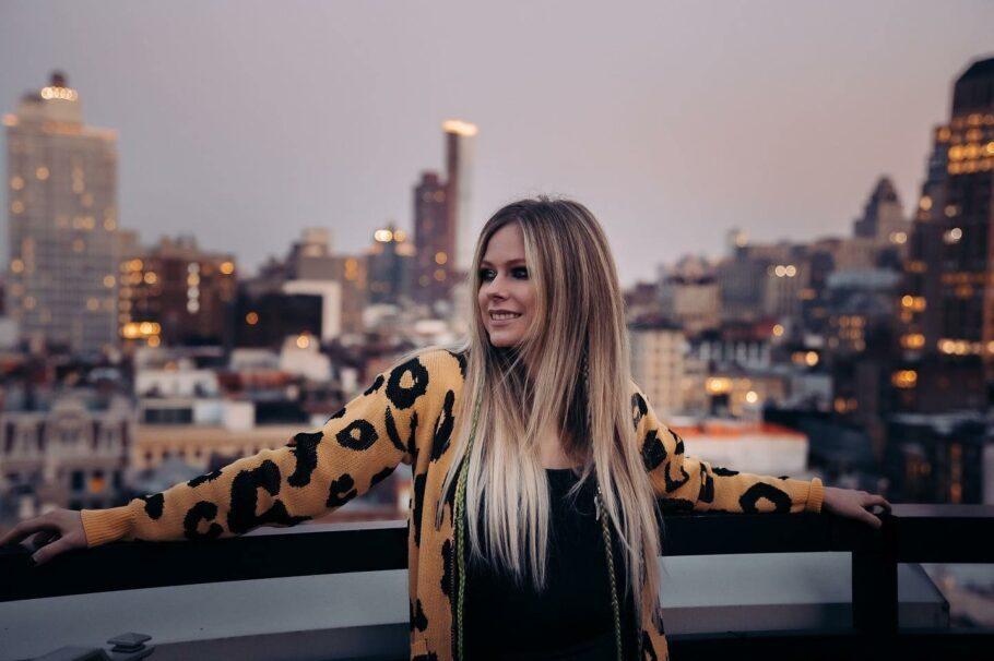 live Avril Lavigne