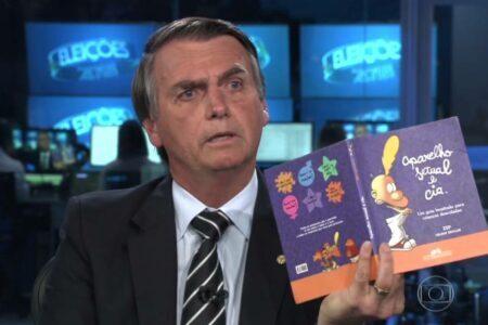 bolsonaro e o kit gay