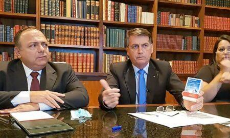 Ministério da Saúde Eduardo Pazuello Bolsonaro