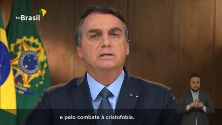 cristofobia brasil
