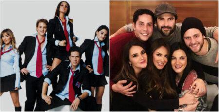 antes e depois RBD