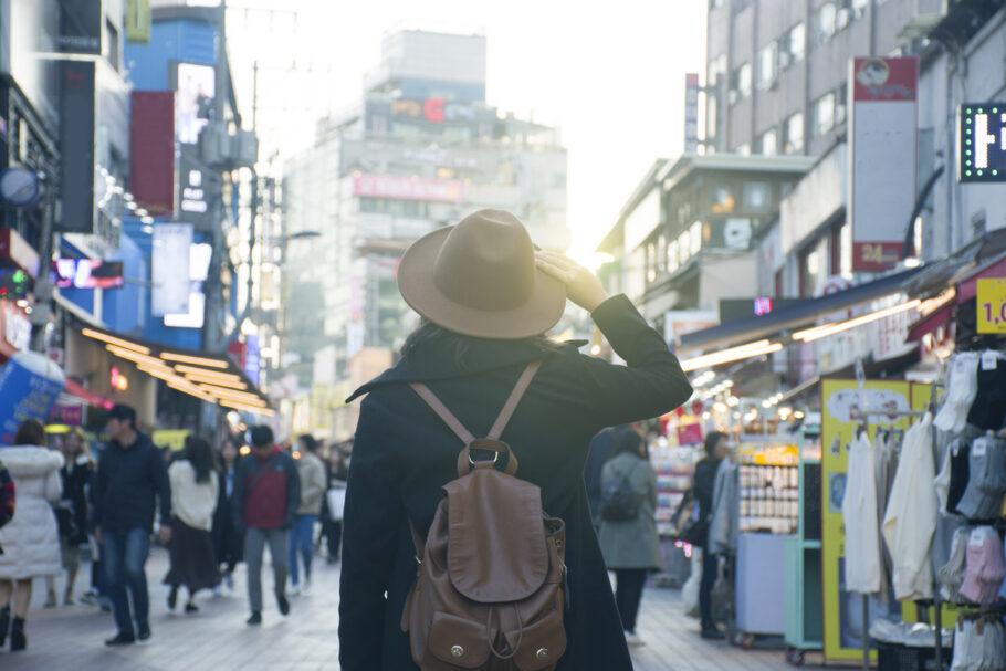 Coreia Turismo passeio virtual