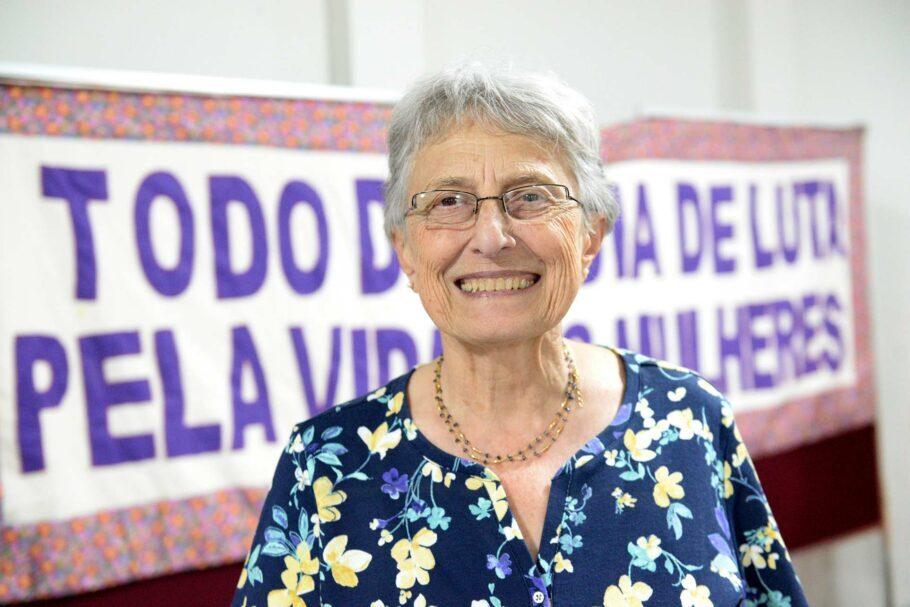 Freira Ivone Gebara