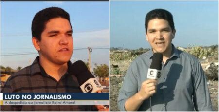 Jornalista da Globo Kairo Amaral morreu aos 24 anos