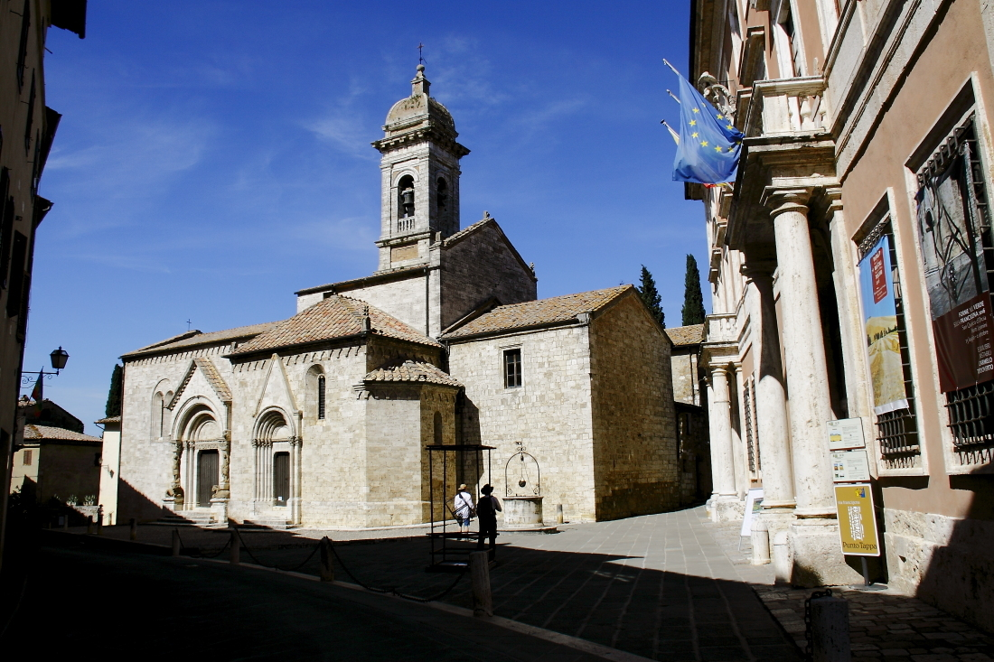 Vale d'Orcia