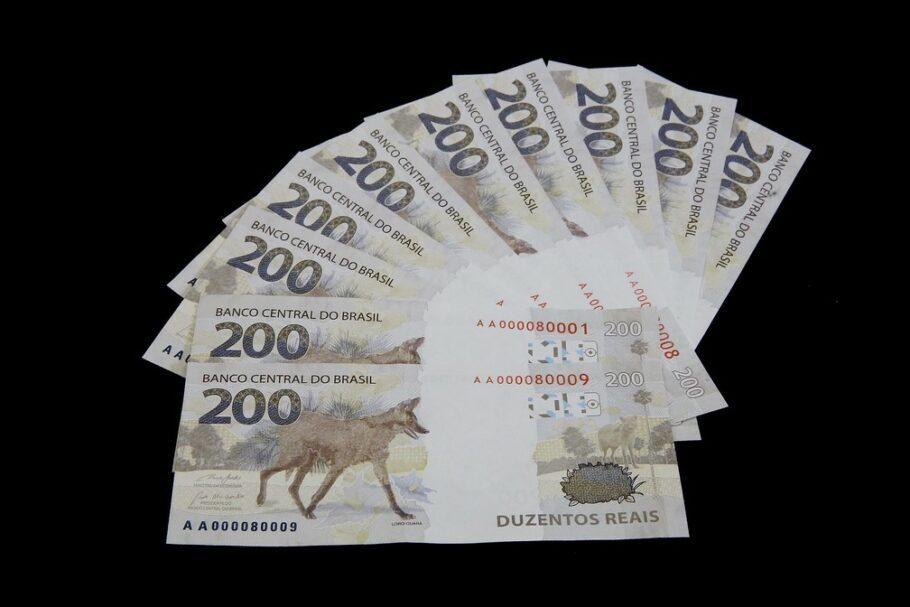 R$ 200 nota