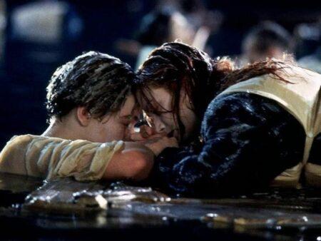 No filme Titanic contém cena de violência contra a mulher