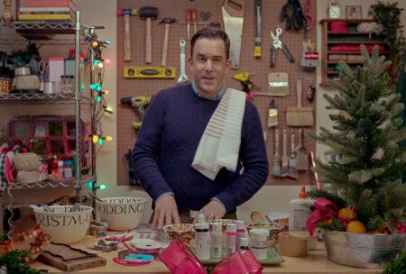 Casa Pronta para o Natal
