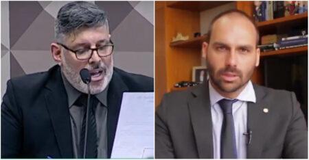 frota eduardo bolsonaro fake news