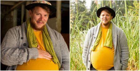 Como é a vida de um homem trans que está grávido?