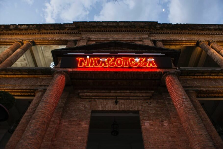 OSGEMEOS Pinacoteca