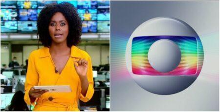 TV Globo e Maju Coutinho são processados por auxiliar de produção