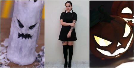 13 vídeos do YouTube que ensinam decorar e se fantasiar para o Halloween