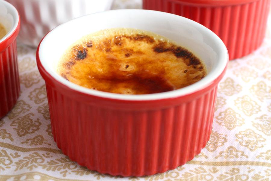 Crème brûlée fácil e acessível