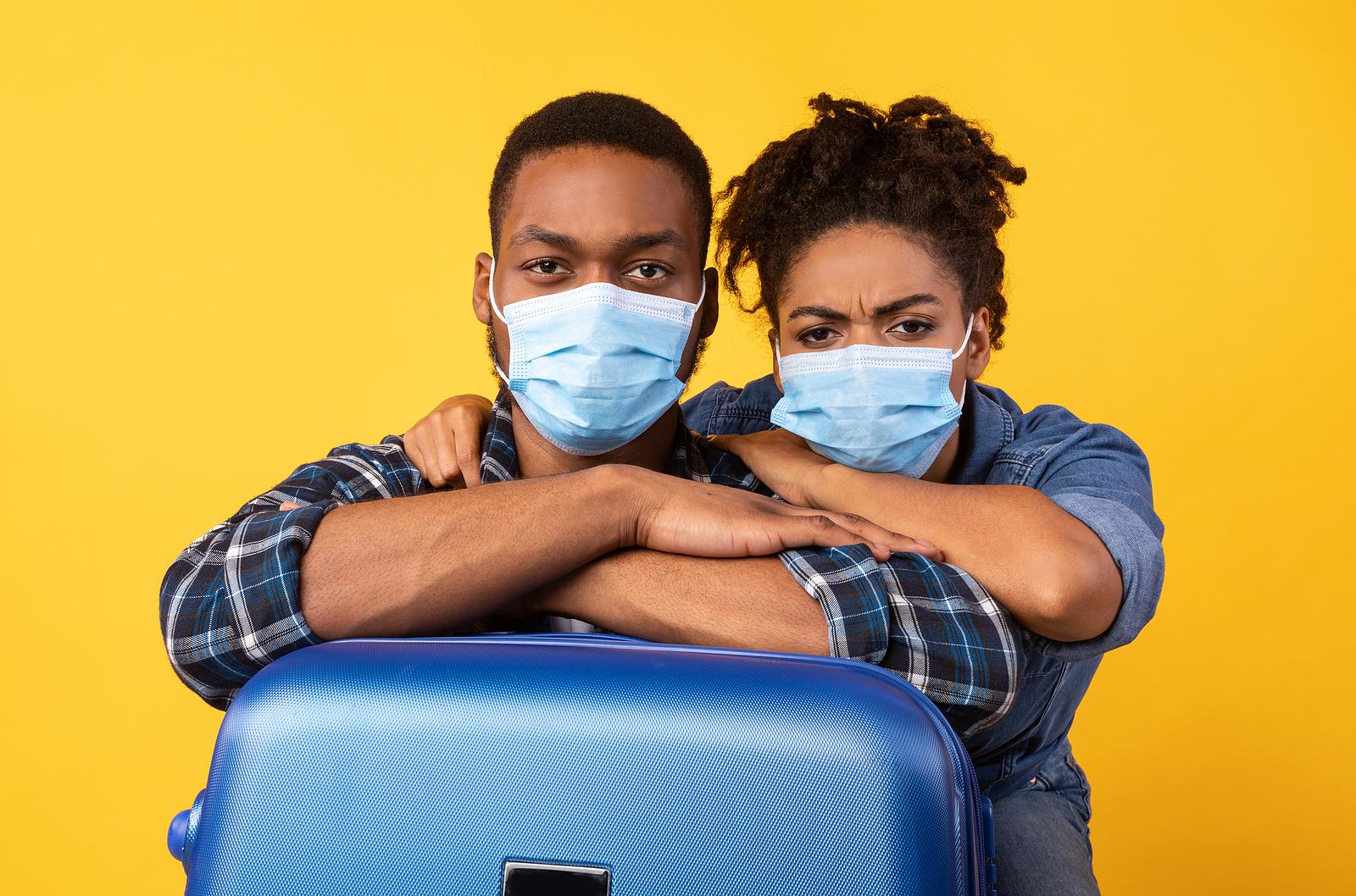 É possível viajar com segurança sem se contaminar com o novo coronavírus? A resposta para esta pergunta é muito mais complexa do que um simples sim ou não