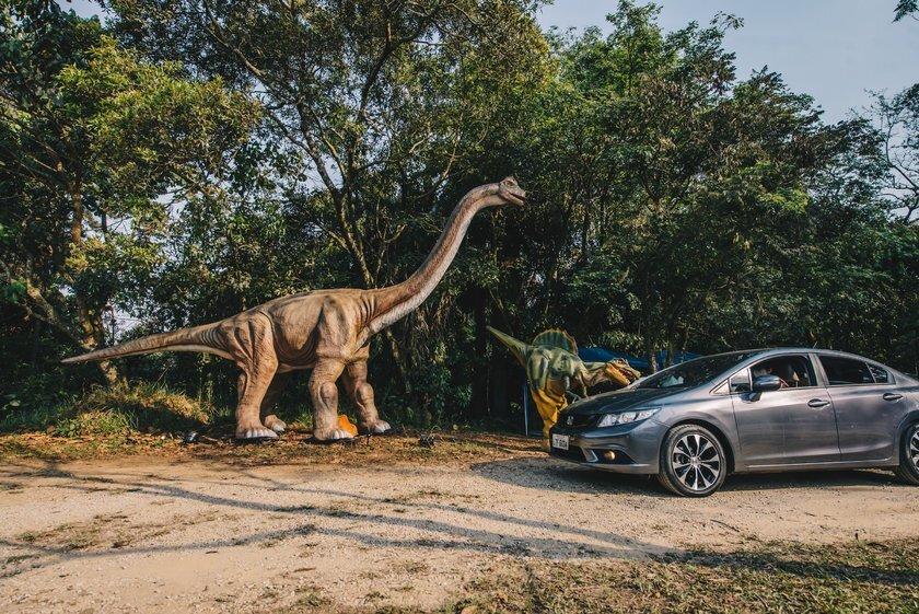 Jurassic Safari Experience - Parque Burle Marx