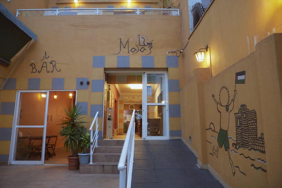 fachada do Majâz