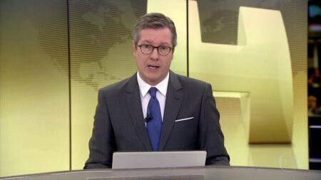 Marcio Gomes fala sobre saída da Globo e ida para CNN