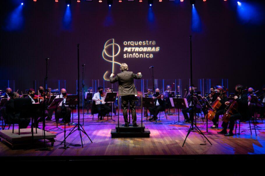 Orquestra Petrobras Sinfônica - Festival Beethoven